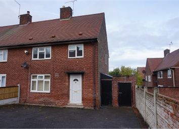 Thumbnail 3 bedroom semi-detached house for sale in Seymour Road, Nottingham