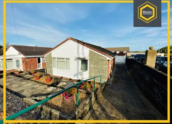 Thumbnail 2 bed detached bungalow for sale in Brynmead, Bryn, Llanelli