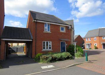 Thumbnail 3 bed semi-detached house for sale in Bridle Lane, Hampton Vale, Peterborough