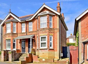 Thumbnail 4 bed semi-detached house for sale in Spring Gardens, Shanklin, Isle Of Wight