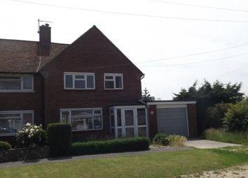 Thumbnail 3 bed semi-detached house for sale in Gospond Road, Barnham, Bognor Regis, West Sussex