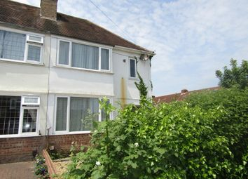 Thumbnail 3 bedroom end terrace house to rent in Sedgeley Grove, Gosport