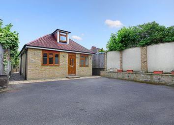 Thumbnail 3 bed detached bungalow for sale in Studley Grange Road, London