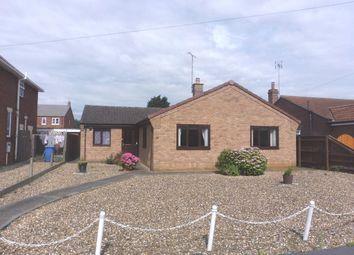 Thumbnail 3 bed detached bungalow for sale in New Road, Sutton Bridge, Spalding