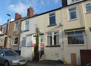2 bed terraced house for sale in Cromwell Road, Mexborough S64