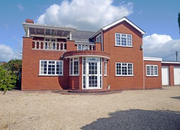 Thumbnail 5 bed detached house for sale in Stoneyford, Cullompton