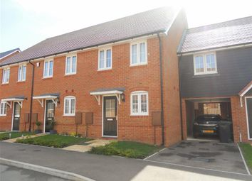 Thumbnail 2 bed terraced house for sale in Southfields Way, Harrietsham, Maidstone, Kent