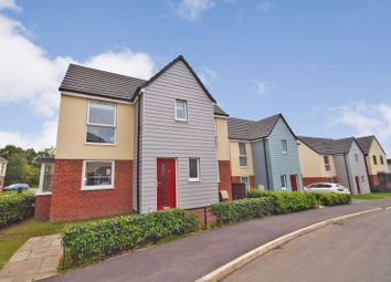 3 bed detached house for sale in George Treglown Grove, Bucknall, Stoke-On-Trent ST2