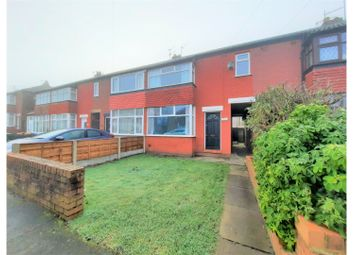 3 bed terraced house for sale in Belvedere Avenue, Reddish, Stockport SK5