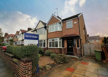 Thumbnail 3 bed semi-detached house for sale in Taunton Road, Wallasey