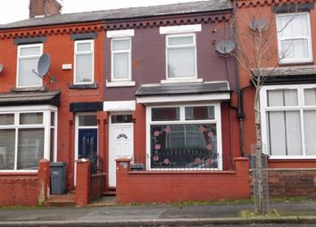 Thumbnail 4 bedroom terraced house for sale in Lily Lane, Moston, Manchester