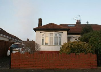 Thumbnail 3 bedroom bungalow for sale in Charminster Gardens, North Heaton, Newcastle Upon Tyne