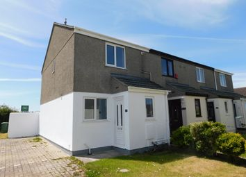 Thumbnail 2 bed end terrace house for sale in Arundel Court, Connor Downs, Hayle