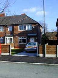 Thumbnail 3 bed end terrace house to rent in 8 Woodstock Road, Broadheath, Altrincham