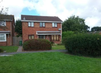 Thumbnail 3 bed detached house for sale in Abbey Fields, Telford