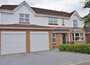 Thumbnail 4 bed detached house for sale in Rufford Avenue, Weston Favell