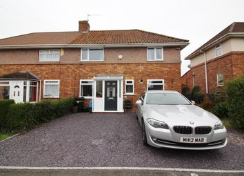 3 bed semi-detached house for sale in Hillfields Avenue, Bristol BS16