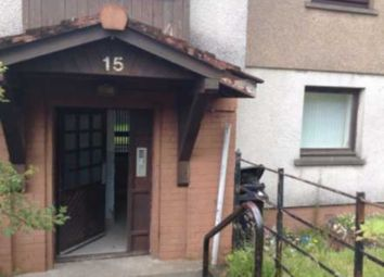 Thumbnail 2 bed flat for sale in Kilcreggan View, Greenock