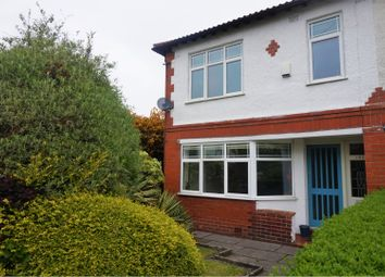 Thumbnail 3 bed end terrace house for sale in Cavendish Road, Manchester