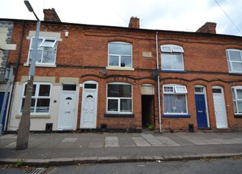 Thumbnail 2 bed terraced house to rent in Glen Gates, Wigston, Leicester