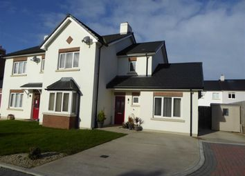 Thumbnail 3 bed semi-detached house for sale in Christian Avenue, Peel, Isle Of Man