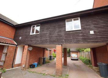 Thumbnail 1 bedroom maisonette to rent in Carters Close, Stevenage