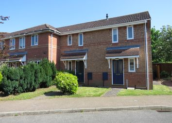 Thumbnail 1 bed terraced house for sale in Lavender Close, Attleborough