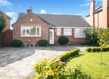 Thumbnail 2 bed detached bungalow for sale in Horncastle Road, Wragby, Market Rasen