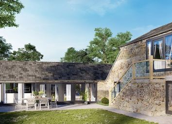 Thumbnail 4 bed barn conversion for sale in Meadow View, New Road, Lutton, Ivybridge