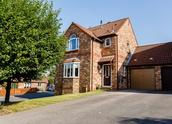Thumbnail 4 bed link-detached house for sale in Holgate Close, Malton