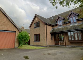 Thumbnail 4 bed detached house for sale in Aspen Close, Walesby, Newark