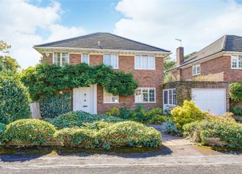 Thumbnail 3 bed detached house for sale in Clevedon, Weybridge, Surrey