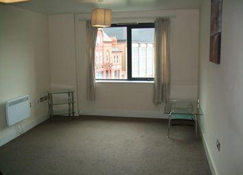 Thumbnail 1 bed flat to rent in Bishopsgate Street, Birmingham
