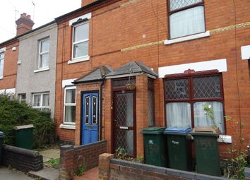 Thumbnail 3 bed terraced house to rent in Broomfield Road, Earlsdon, Coventry