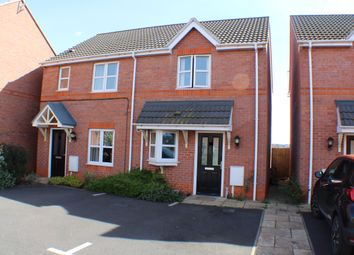 Thumbnail 2 bed semi-detached house to rent in Bourne Drive, Langley Mill, Nottingham