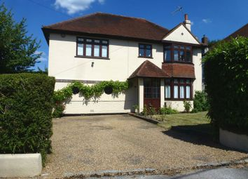Thumbnail 4 bed detached house for sale in Woodlands Road, Bookham, Leatherhead