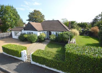 Masonic Hall Road, Chertsey KT16. 3 bed detached bungalow