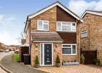 Thumbnail 3 bed detached house for sale in Almond Road, Leighton Buzzard