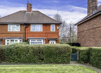Thumbnail 2 bed semi-detached house for sale in Broadlea Terrace, Bramley, Leeds