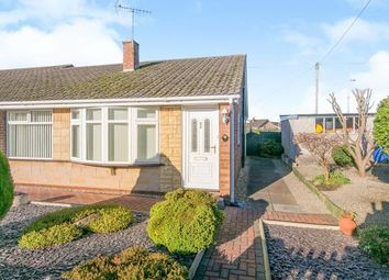 Thumbnail 3 bed bungalow for sale in Ffordd Alun, Wrexham, Wrecsam