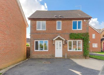 Thumbnail 5 bedroom detached house for sale in Bosworth Close, Buckingham Fields, Northampton