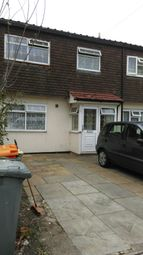 Thumbnail 3 bed terraced house for sale in Third Avenue, London, Manor Park
