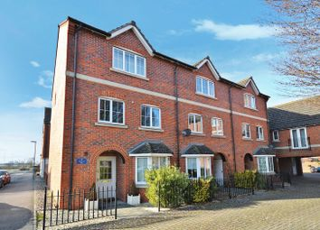 Thumbnail 4 bed semi-detached house for sale in Hornbeam Way, Weston Turville, Aylesbury