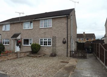 Thumbnail 3 bedroom property to rent in Duncan Close, Thetford