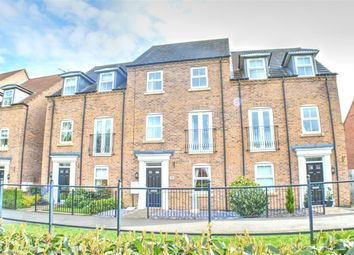 Thumbnail 4 bed terraced house for sale in Arran Close, Greylees, Sleaford