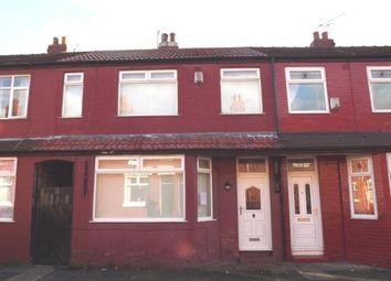 Thumbnail 3 bedroom terraced house for sale in Boscombe Street, Reddish, Stockport, Cheshire