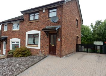 3 bed semi-detached house for sale in Nelson Crescent, Motherwell ML1