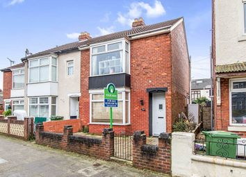Thumbnail 2 bedroom semi-detached house for sale in Milton Road, Portsmouth