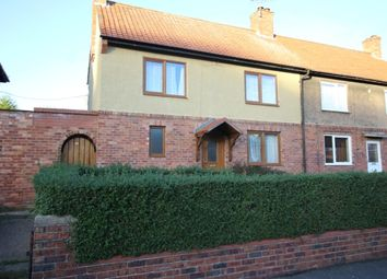 Thumbnail 3 bed semi-detached house for sale in Church Street, Langold, Worksop