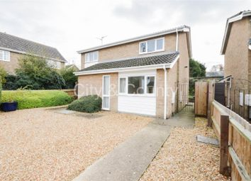 Thumbnail 4 bed detached house for sale in Laurel Drive, Thorney, Peterborough